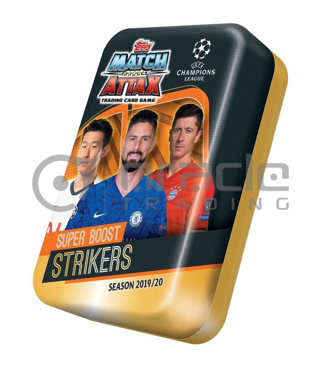 2019-20 Topps Match-Attax Champions League Cards - Mega Tin