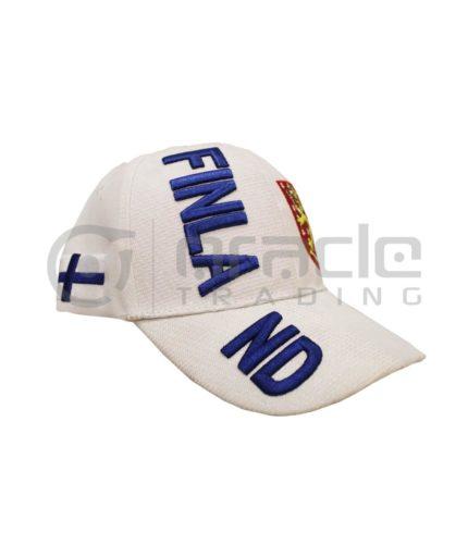 3D Finland Hat
