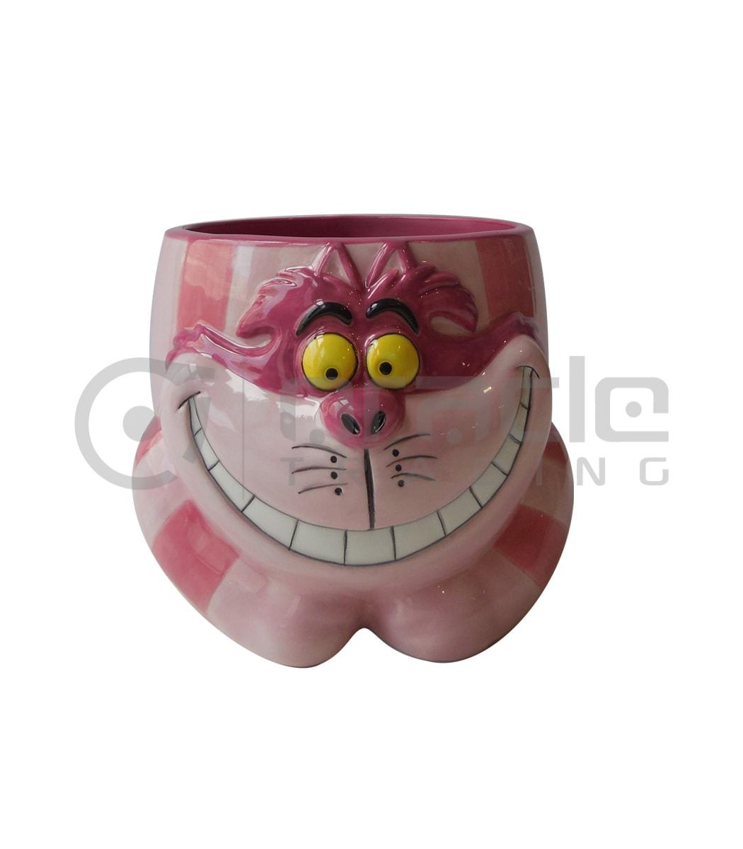 Alice in Wonderland 3D Shaped Mug - Cheshire Cat