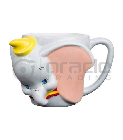 Dumbo 3D Shaped Mug