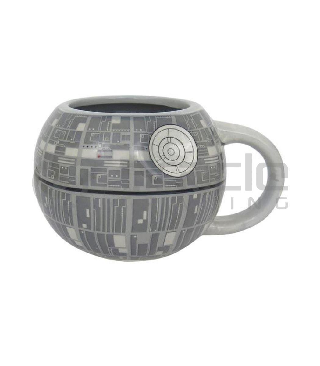 Star Wars 3D Shaped Mug - Death Star
