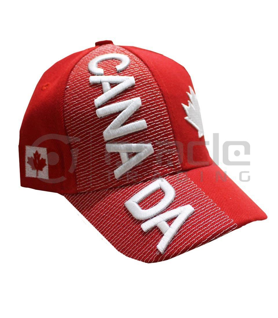 3D Canada Hat - Kid Size