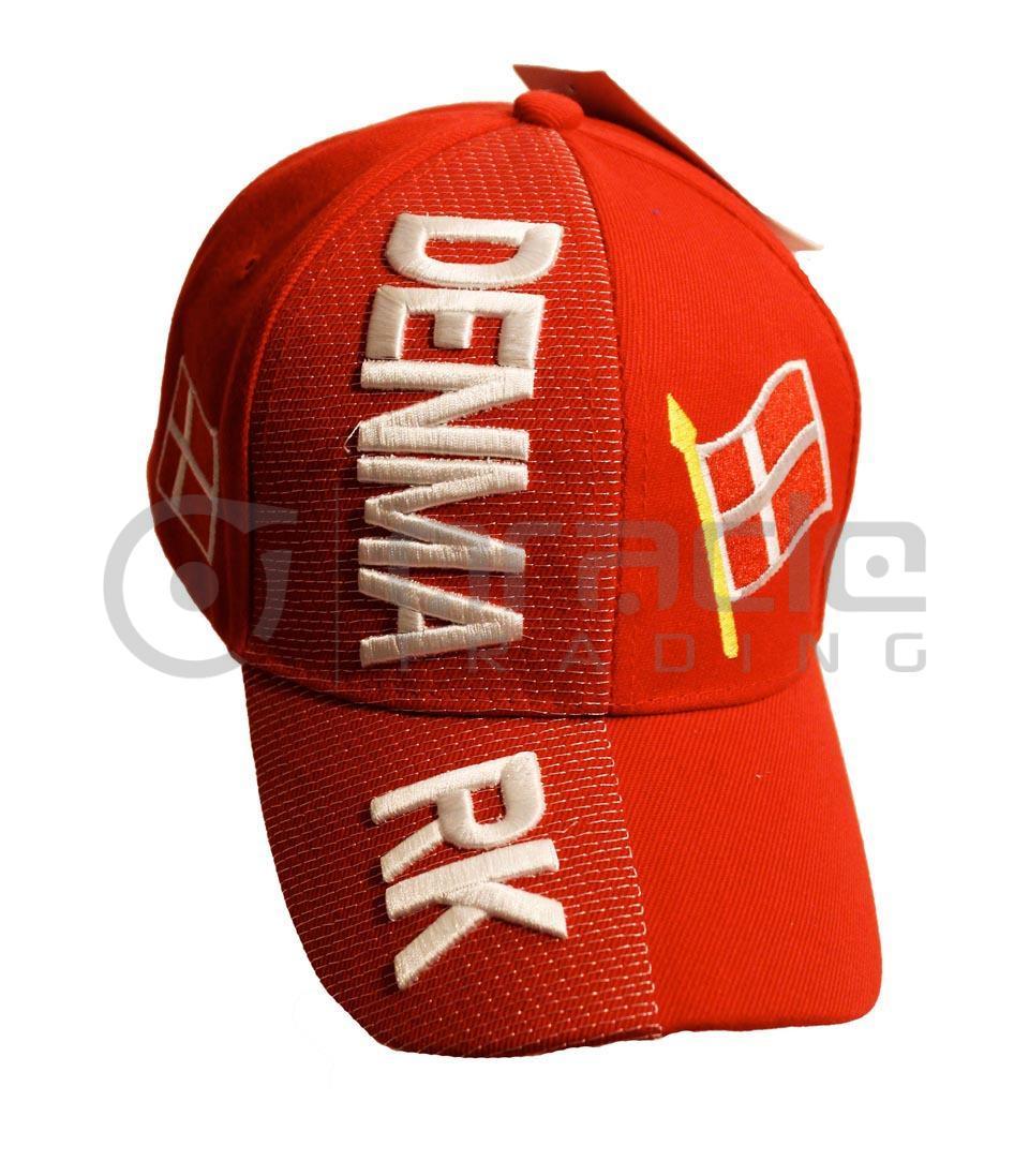 3D Denmark Hat