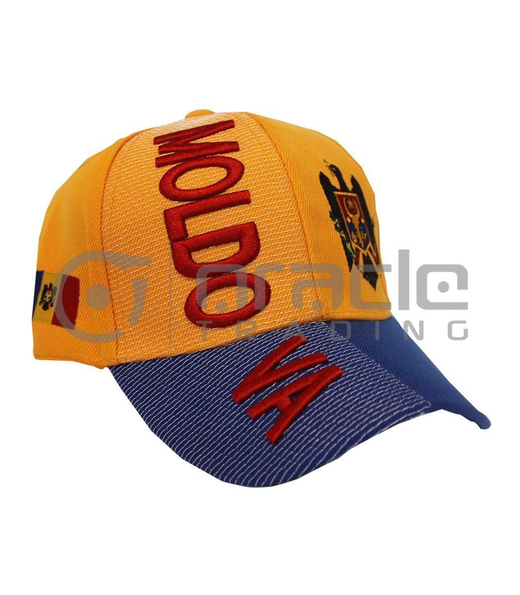 3D Moldova Hat