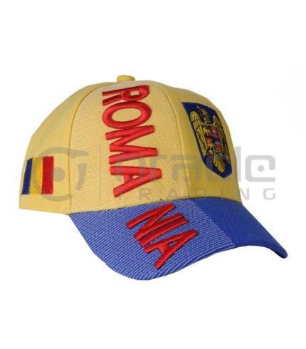3D Romania Hat