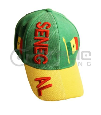 3D Senegal Hat
