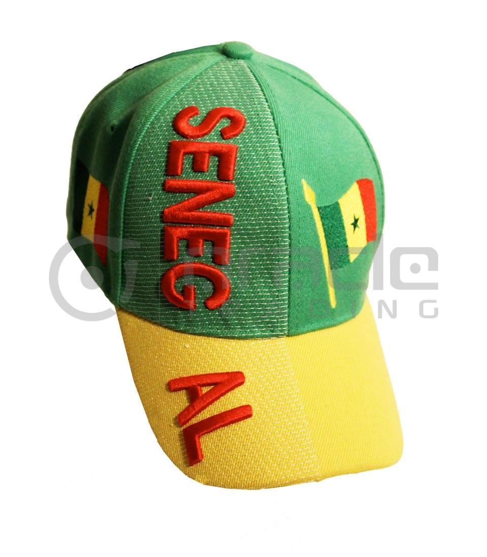 3D Senegal Hat