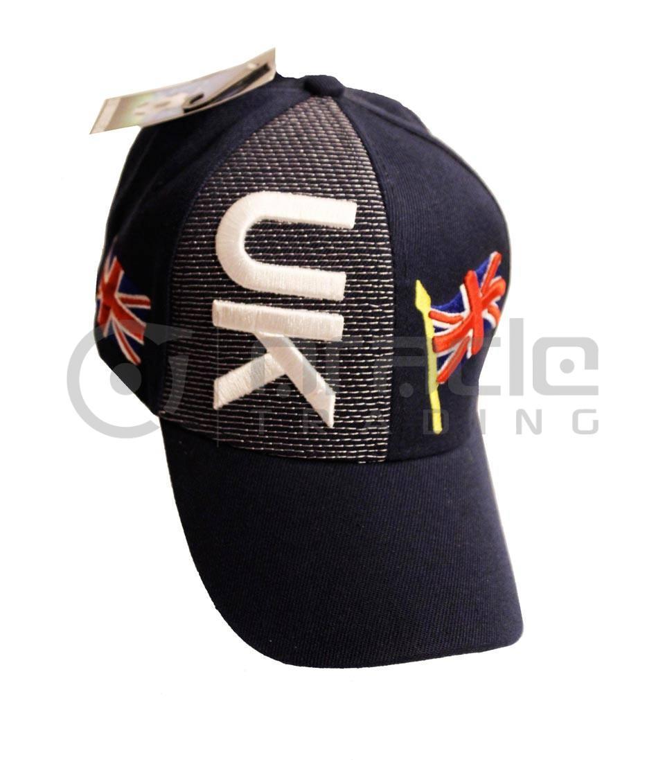 3D UK Hat