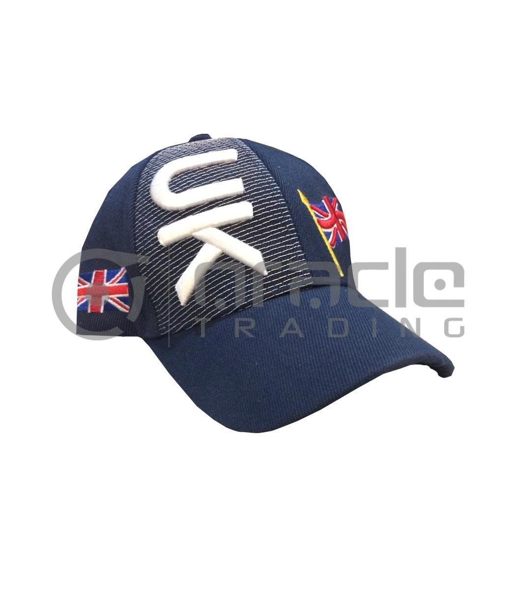 3D UK Hat - Kid Size