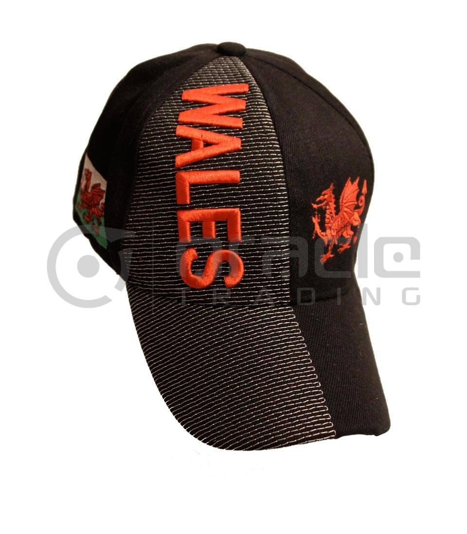 3D Wales Hat