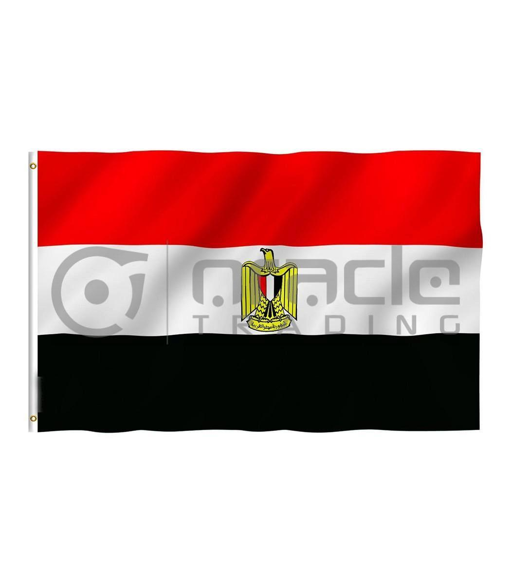 Large 3'x5' Egypt Flag