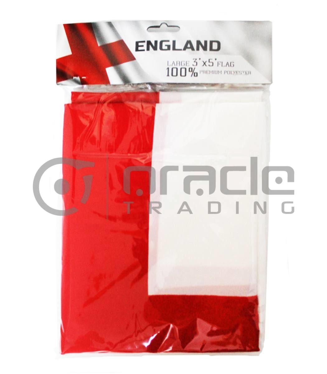 Large 3'x5' England Flag
