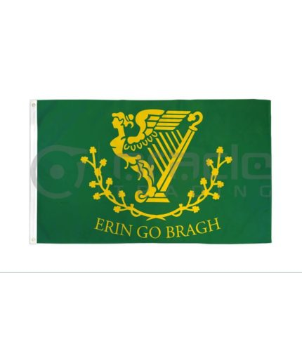 Large 3'x5 Erin Go Bragh Flag