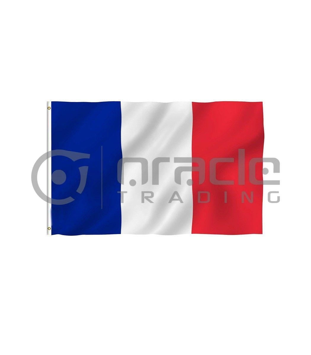 Large 3'x5' France Flag