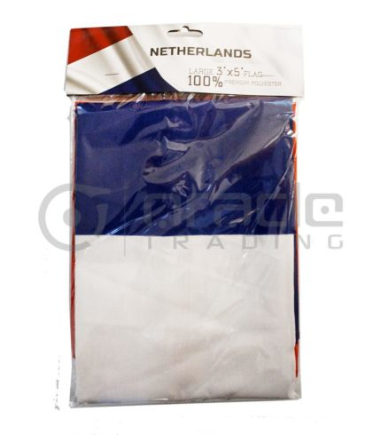Large 3'x5' Netherlands Flag (Holland)