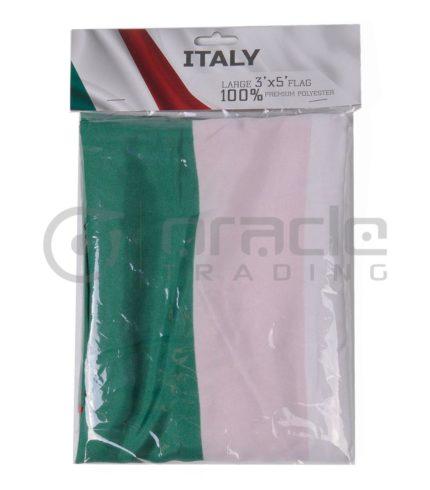 Large 3'x5' Italia Flag (Italy)