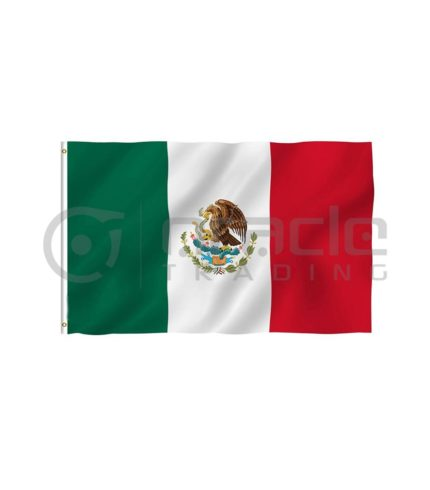 Large 3'x5' Mexico Flag