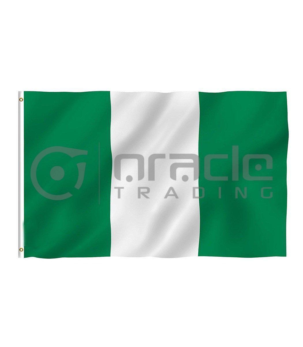 Large 3'x5' Nigeria Flag