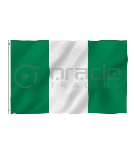 Large 3'x5' Nigeria Flag