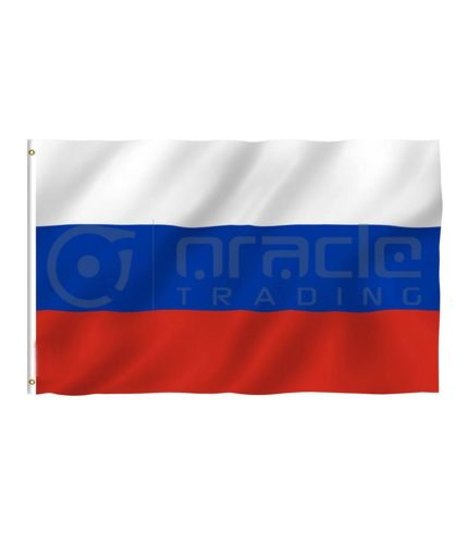 Large 3'x5' Russia Flag