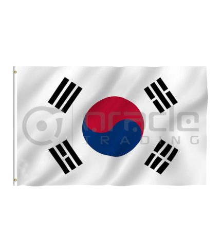 Large 3'x5' South Korea Flag