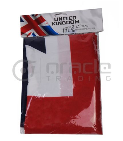 Large 3'x5' Flag UK Flag (United Kingdom)