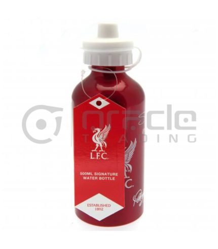 Liverpool Aluminum Water Bottle (Signed)