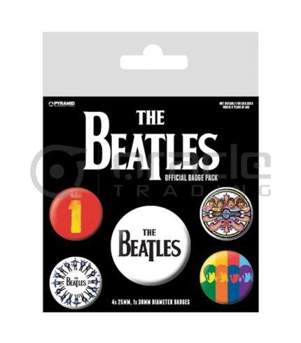 The Beatles Black Badge Pack