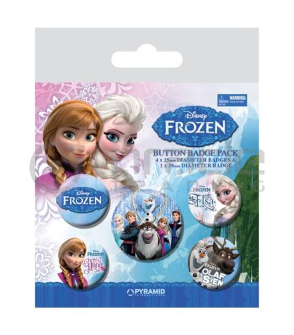 Frozen Badge Pack - Themes