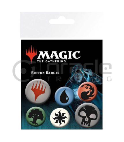 Magic the Gathering Badge Pack