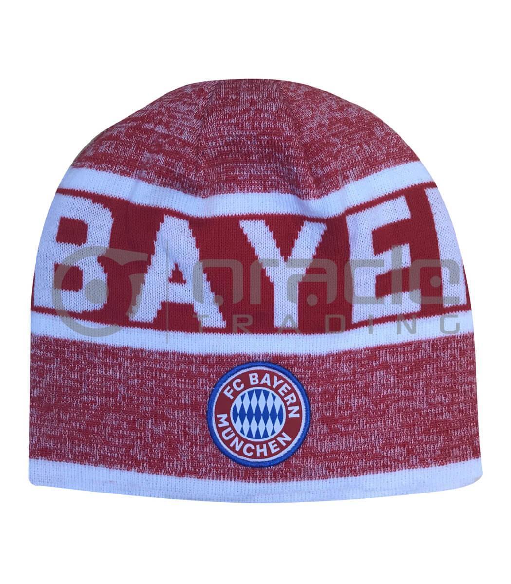 Bayern Munich Beanie - Reversible
