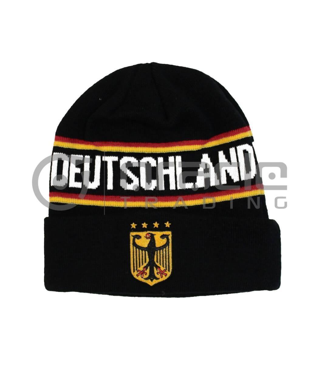 Germany Fold-up Beanie B