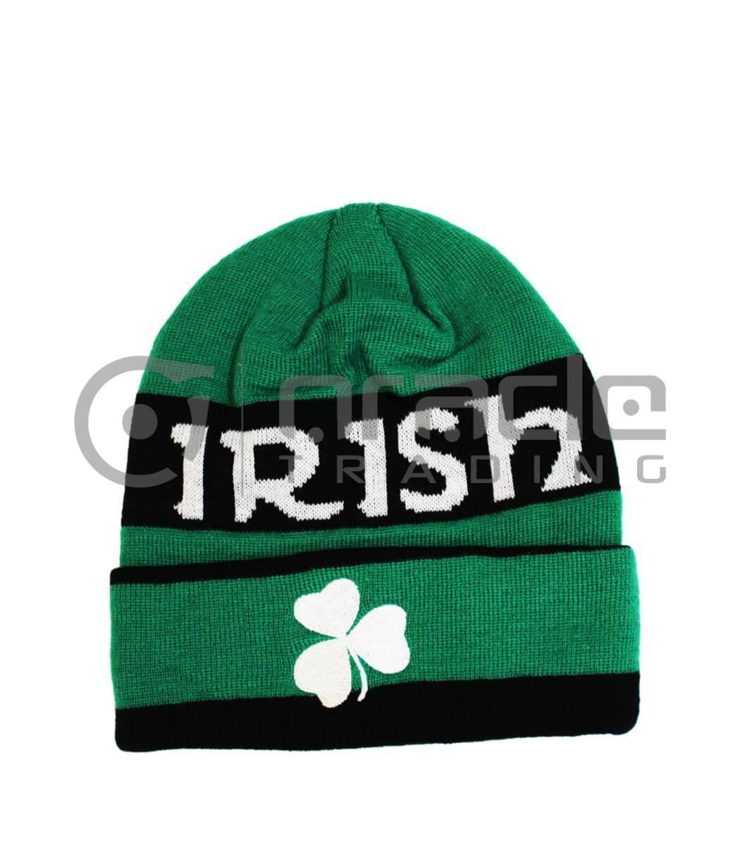 Ireland Fold-up Beanie