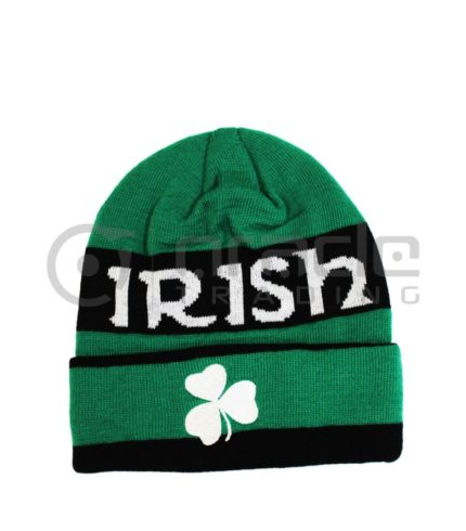 Ireland Fold-up Beanie