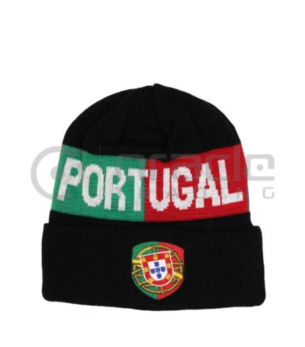 Portugal Fold-up Beanie