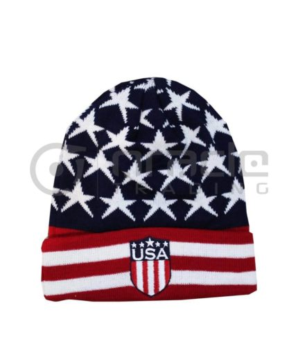 USA Fold-up Beanie