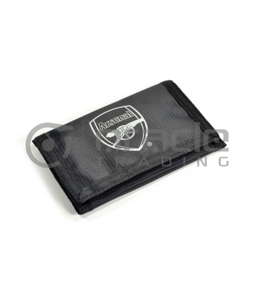 Arsenal Black Wallet