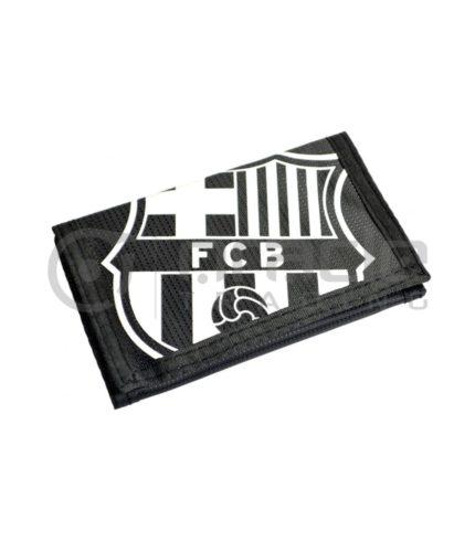 Barcelona Black Wallet