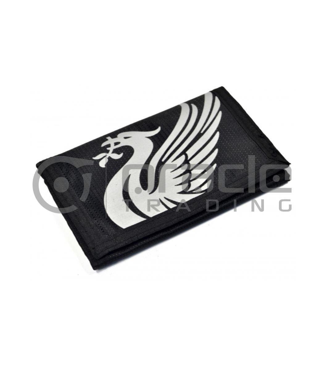 Liverpool Black Wallet