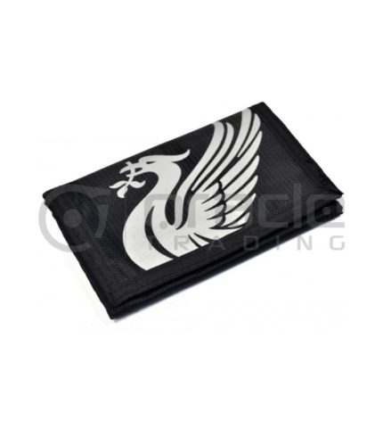 Liverpool Black Wallet