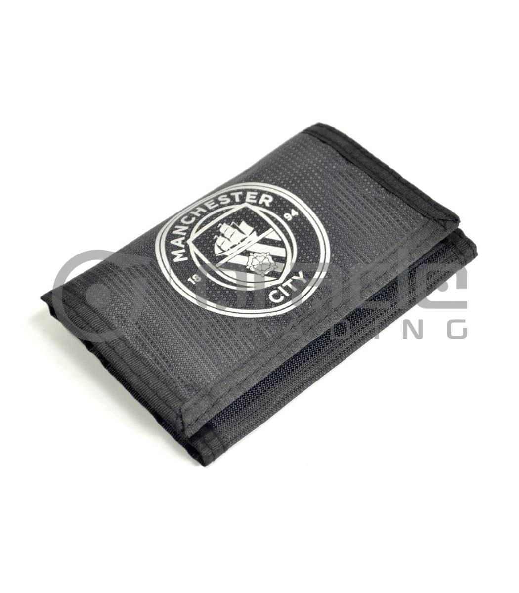 Manchester City Black Wallet