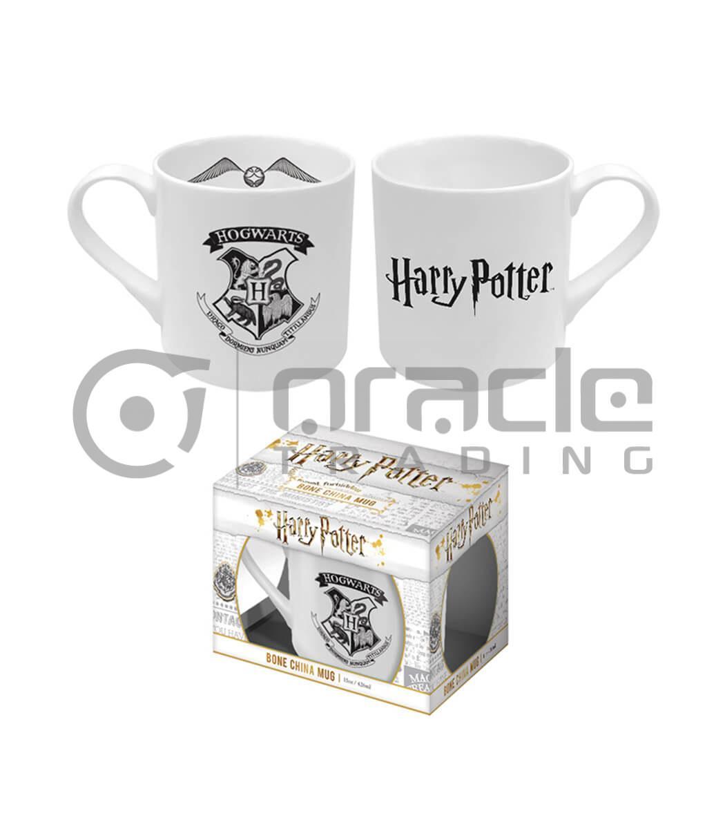 Harry Potter Bone China Mug - Hogwarts