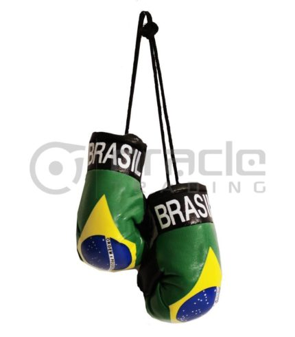 Brazil Boxing Gloves