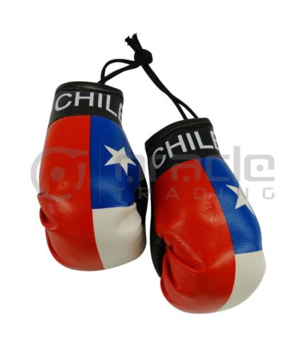 Chile Boxing Gloves