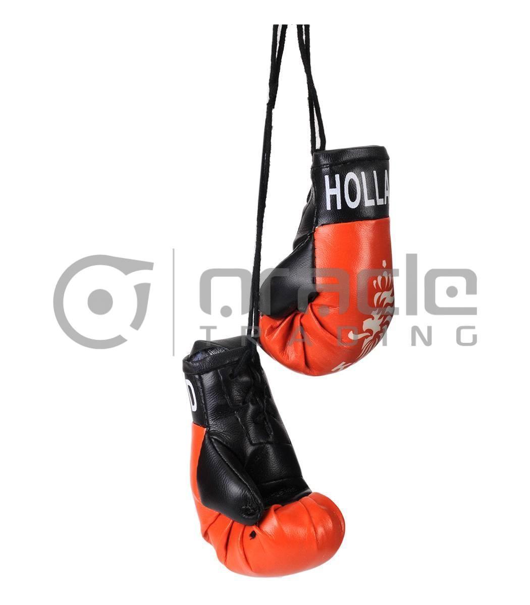 Holland Boxing Gloves - Orange