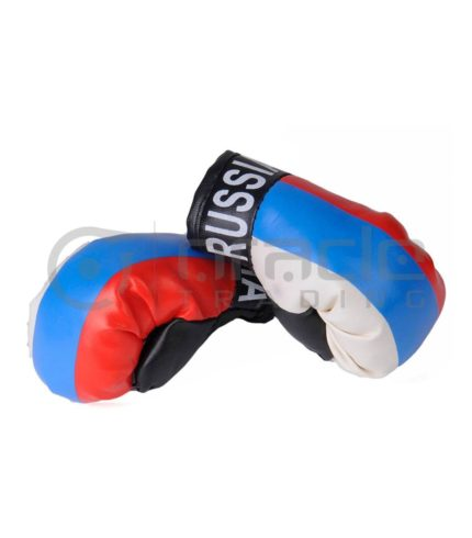 Russia Boxing Gloves