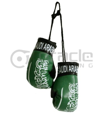 Saudi Arabia Boxing Gloves