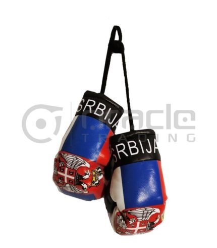 Serbia Boxing Gloves