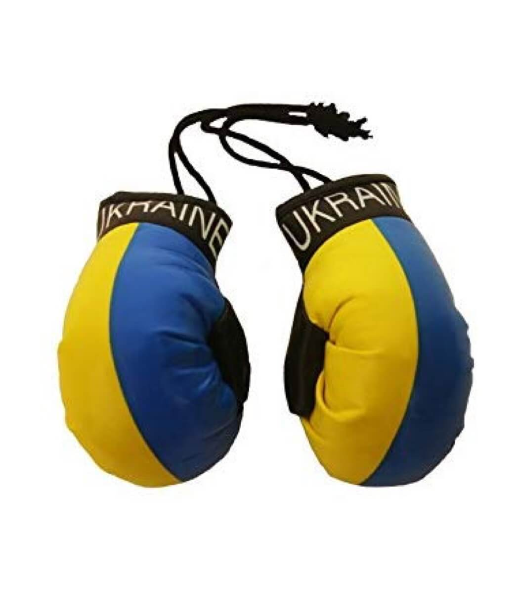Ukraine Boxing Gloves
