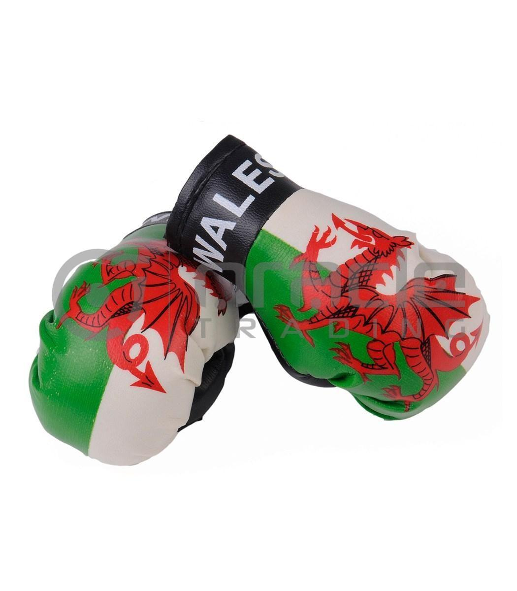 Wales Boxing Gloves